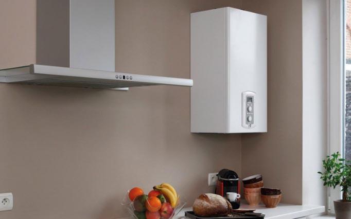 caldaia-condensazione-cucina
